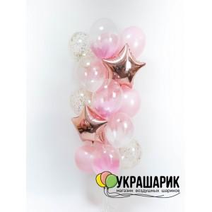Букет шаров на каждый день №145