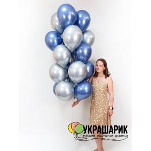 Букет шаров на каждый день №147