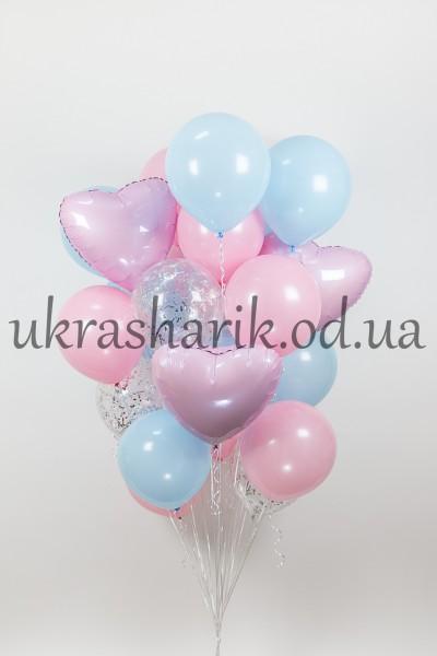 Букет из шаров на каждый день №46