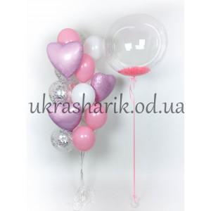 Букет шаров на каждый день №111