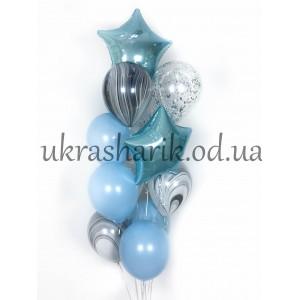 Букет шаров на каждый день №140
