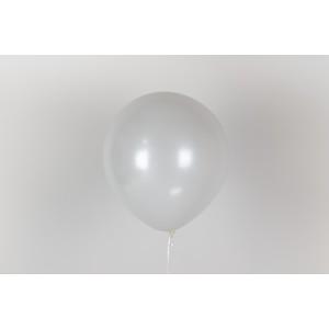 "Гелиевый шар белый 12"" (32 см)"