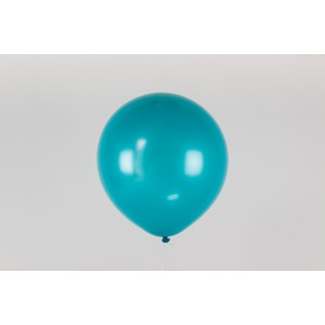"Гелиевый шар бирюзовый 12"" (30 см)"