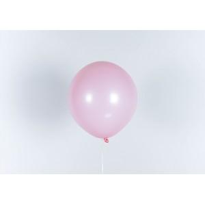"""Гелиевый шар розовый 12"""" (30 см)"""
