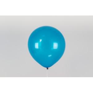 """Шар наполненный гелием синий 12"""" (30 см)"""