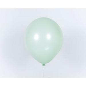 """Гелиевый шар киви макарун 12"""" (32 см)"""