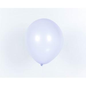 "Гелиевый шар лиловый макарун 12"" (32 см)"