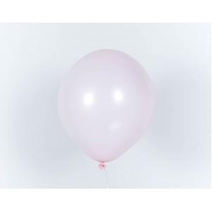 "Гелиевый шар розовый макарун 12"" (32 см)"